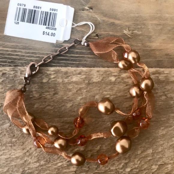 Macy's Jewelry - 2/$15✅BEAD BRACELET